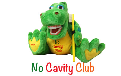 Win a prize in our No Cavity Club!